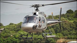 Eurocopter Ecureuil // Propriano (France) // Juin 2021