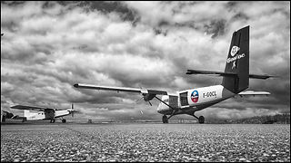 De Havilland Canada DHC6 Twin Otter + Pilatus PC6 B2H4 // Bouloc (France) // Août 2019