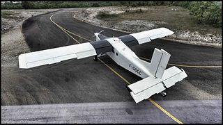 PilatusPC6 B2H4 Turbo Porter