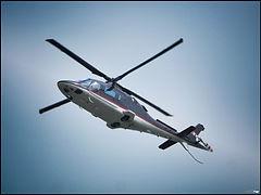 Agusta Westland AW109 // Paris (France) // Juin 2021
