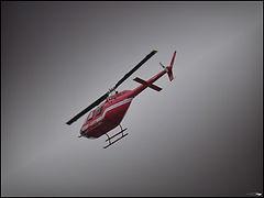 Bell 206 // Paris (France) // Juin 2021