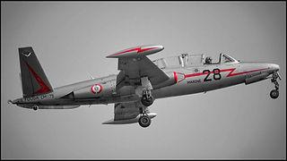 Fouga CM-175 Zephyr // Melun-Villaroche // Septembre 2019