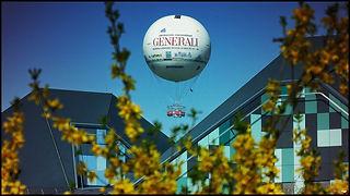Ballon// Issy Les Moulineaux (France) // Mars 2021