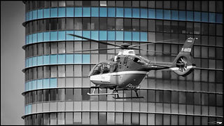 Airbus Helicopter H135 // Paris (France) // Mai 2021