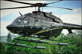 Bell 407// Issy Les Moulineaux (France) // Mai 2021
