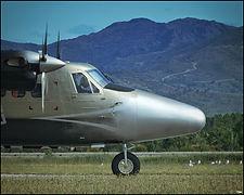 De Havilland Canada DHC6 Twin Otter // Empuria Brava (Espagne) // Juin 2021