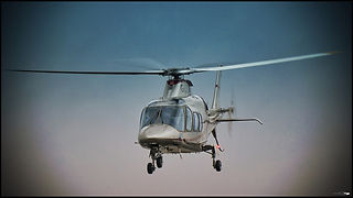 Agusta Westland - AW109// Issy Les Moulineaux (France) // Avril 2021
