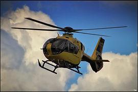 Eurocopter EC135 // Paris (France) // Septembre 2021