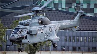 Eurocopter Super Puma // Paris (France) // Mai 2021