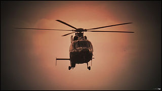 Eurocopter EC155 // Paris (France) // Mars 2021