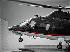 Agusta Westland AW109 // Paris (France) // Mai 2021