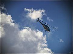 Bell 206 // Paris (France) // Juillet 2021