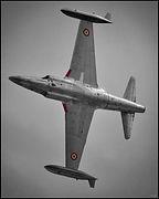 Canadair CT-133 Silver Star // Melun-Villaroche // Septembre 2019
