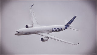 Airbus A350-1000 // Le Bourget (France) // Juin 2019