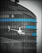 Robinson R44 // Paris (France) // Avril 2021