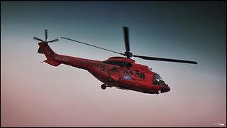 Eurocopter AS332 Super Puma // Paris (France) // Juin 2021