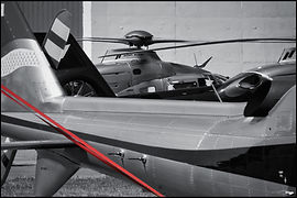 Agusta Westland AW109 + Eurocpoter EC135 // Paris (France) // Juin 2021
