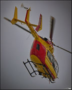 Eurocopter EC145 // Paris (France) // Juillet 2021