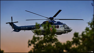 Eurocopter EC225 // Paris (France) // Juillet 2021