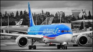 Boeing 787-9 // Seattle (USA) // Juin 2019