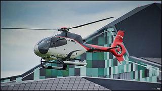 Eurocopter EC120 // Paris (France) // Juillet 2021