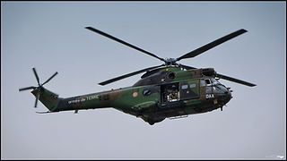 Eurocopter SA.330 Puma // Paris (France) // Juillet 2021