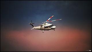 Sikorsky S76C // Paris (France) // Mai 2021