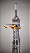 Eurocopter EC145 // Paris (France) // Avril 2020