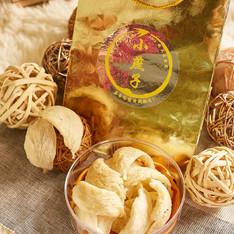Aerodramus Bird's Nest Gift Set when opened