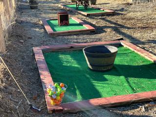 Teddy Bear's Ranch Mini Golf Open