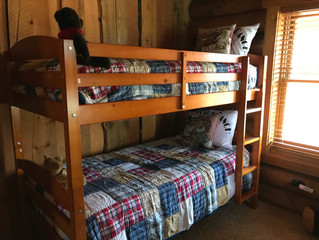 Added New Bunk Beds and Games