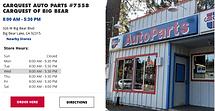 Auto Parts in Big Bear City