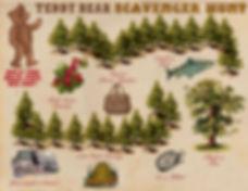 teddybearscavengerhuntbyBNuteproductions