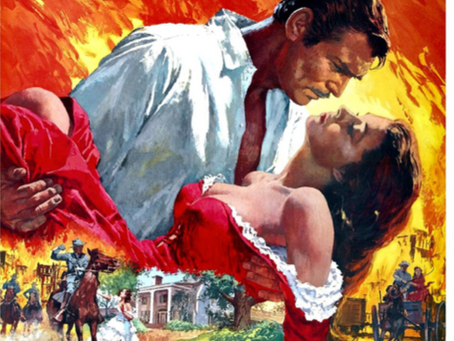 Gone With The Wind Filmed in Big Bear Lake