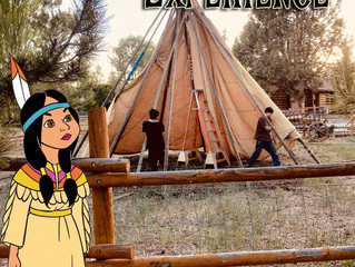 Tiger Lily's TeePee Experience is Here!