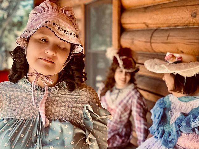 Wild West Silent Film Adventure