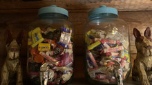 Holiday Candy Bar Jars are OPEN!
