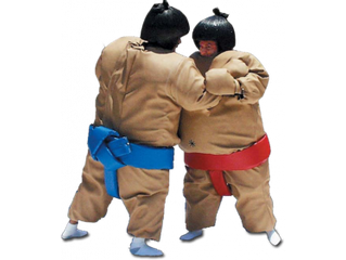 Coming June 2021, SUMO WRESTLING WILL BE AVAILABLE AT THE RANCH