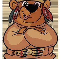 TEDDY BEAR TATTOO SCAVENGER HUNT