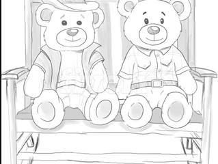 Creating The Cast of Teddy Bear's Ranch