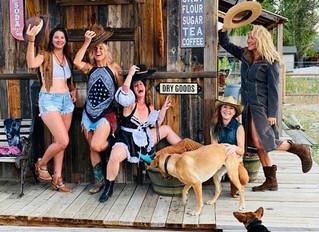 Guests Enjoying The Ranch June 2020