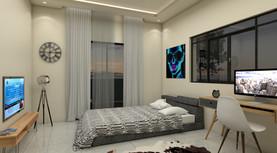 עיצוב חדר - ראשון לציון
