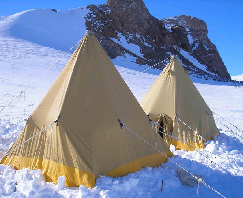 Scott tents.
