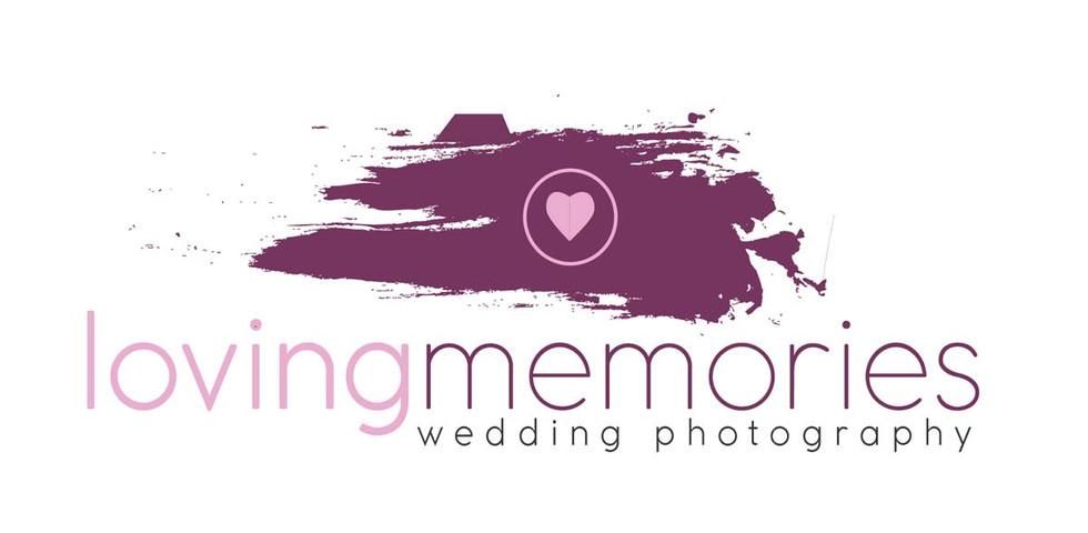 loving memories logo_logo design_photogr