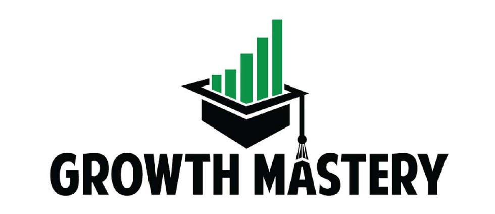 Growth Mastery logo_Josh Latimer Logo_gr