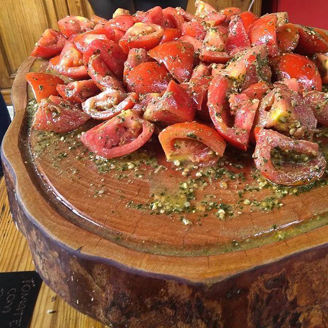 Nosso Tomate com Pesto é simplesmente IR