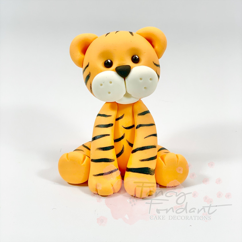 Jungle Animals - Tiger