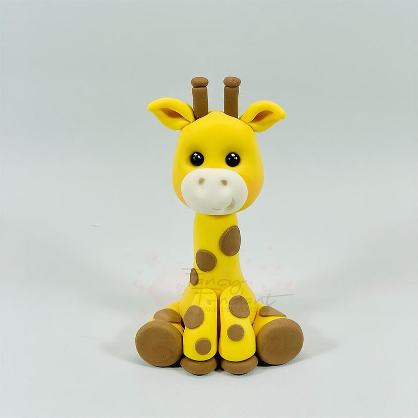Jungle Animals- Giraffe