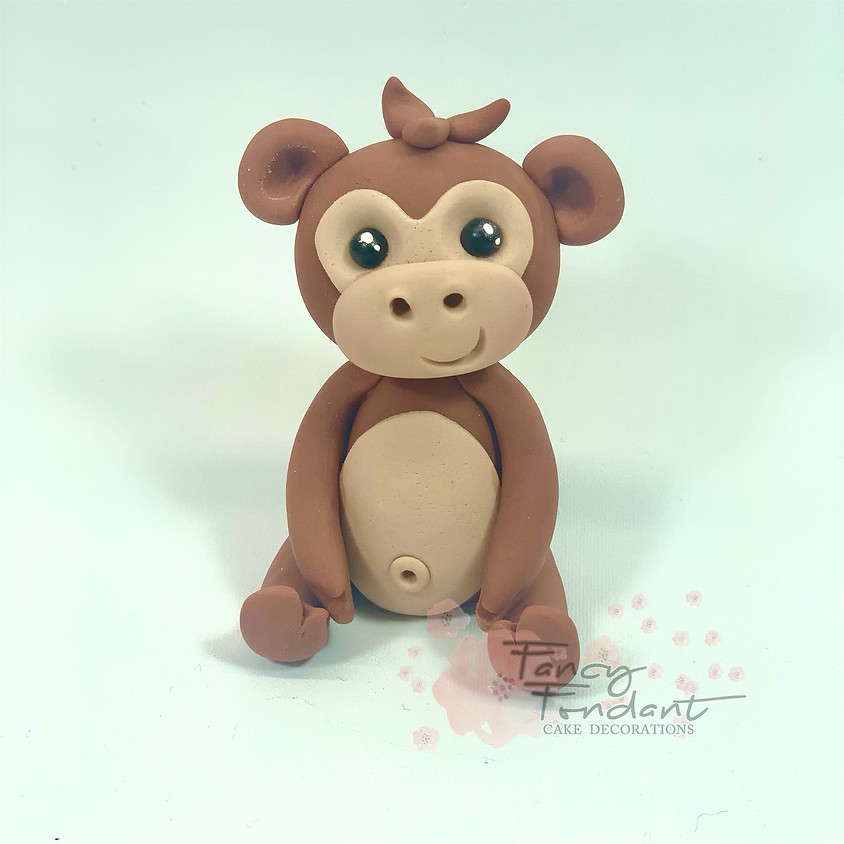 Jungle Animals - Monkey
