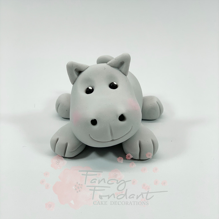 Jungle Animals- Hippo